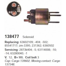 SS4001 Втягивающее реле MM (138477)