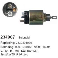 234967 Втягивающее реле Bosch (234967)