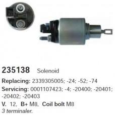 2339305322 Втягивающее реле Bosch (235138)