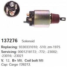 137276 Втягивающее реле Bosch (137276)
