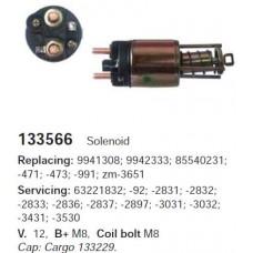 133566 Втягивающее реле MM (ZM3651)