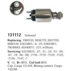 131112 Втягивающее реле MM (ZM654)