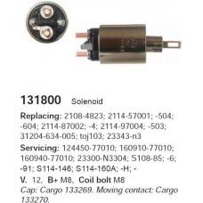 131800 Втягивающее реле Hitachi (ZM581)