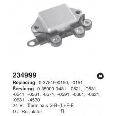 ARE9032 Регулятор NIKO (234999)