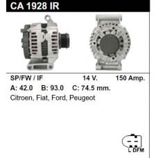 0121615002+ Генератор (225.538.150) (CA1928IR)