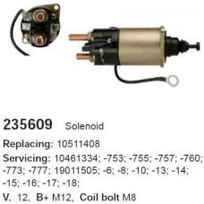 235609 Втягивающее реле Delco (235609)