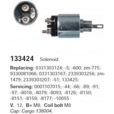 133424 Втягивающее реле Bosch (133424)