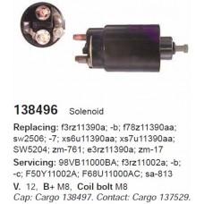 138496 Втягивающее реле Ford (138496)