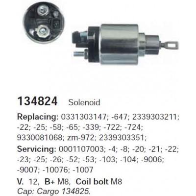 2339303222 Втягивающее реле Bosch (134824)