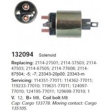 668109 Втягивающее реле Hitachi (132094)