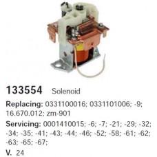 133554 Втягивающее реле Bosch (133554)