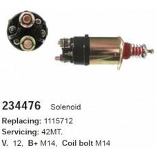 234476 Втягивающее реле Delco (234476)