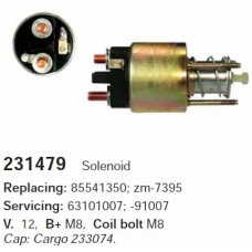 231479 Втягивающее реле MM (ZM7395)