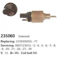 2339305077 Втягивающее реле Bosch (235060)