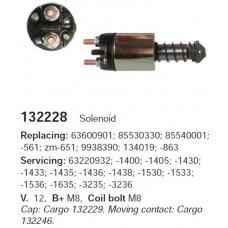 132228 Втягивающее реле MM (ZM651)