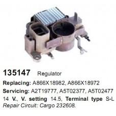 135147 Регулятор Mitsubishi (135147)