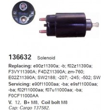 136632 Втягивающее реле Ford (136632)