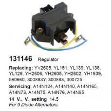 130657 Регулятор Valeo (130657)