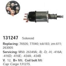 131247 Втягивающее реле Lucas (ZM611)