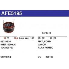 AS4008 Обмотка генератора (235195)