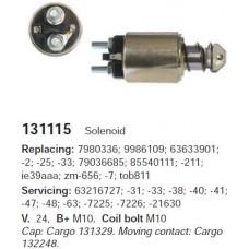 131115 Втягивающее реле MM (ZM656)
